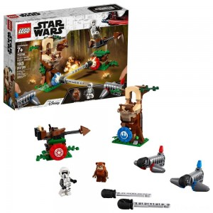 LEGO Star Wars Action Battle Endor Assault 75238 - Clearance Sale