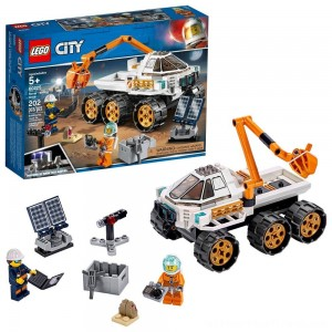 LEGO City Space Port Rover Testing Drive 60225 - Clearance Sale