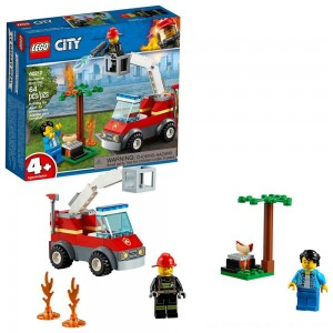LEGO City Barbecue Burn Out 60212 - Clearance Sale