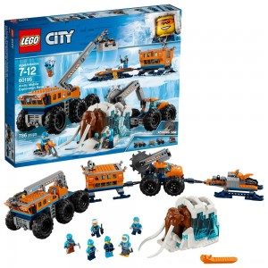 LEGO City Arctic Mobile Exploration Base 60195 - Clearance Sale