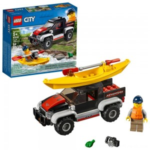 LEGO City Kayak Adventure 60240 - Clearance Sale