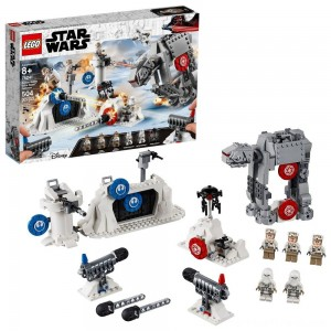 LEGO Star Wars Action Battle Echo Base Defense 75241 - Clearance Sale