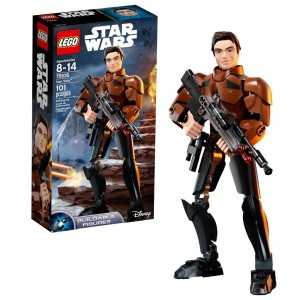 LEGO Star Wars Han Solo 75535 - Clearance Sale