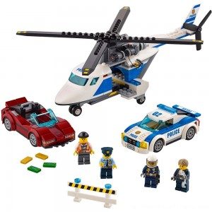 LEGO City Police High-speed Chase 60138 - Clearance Sale