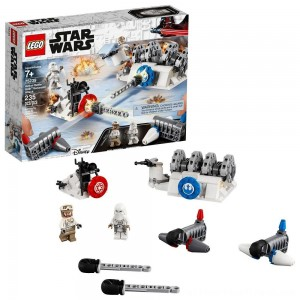 LEGO Star Wars Action Battle Hoth Generator Attack 75239 - Clearance Sale