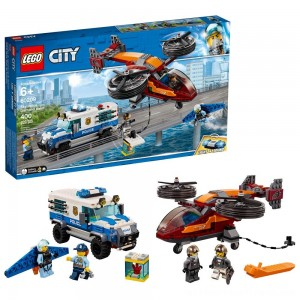 LEGO City Sky Police Diamond Heist 60209 - Clearance Sale