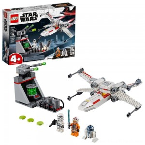 LEGO Star Wars X-Wing Starfighter Trench Run 75235 - Clearance Sale