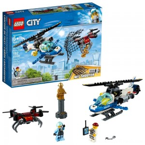 LEGO City Sky Police Drone Chase 60207 - Clearance Sale