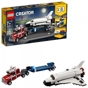LEGO Creator Shuttle Transporter 31091 - Clearance Sale