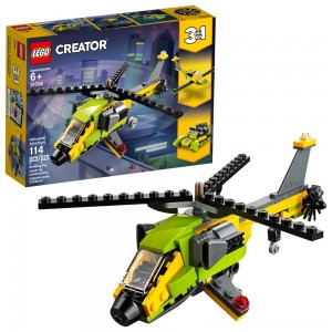 LEGO Creator Helicopter Adventure 31092 - Clearance Sale