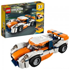 LEGO Creator Sunset Track Racer 31089 - Clearance Sale