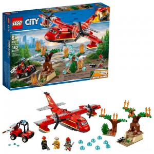 LEGO City Fire Plane 60217 - Clearance Sale