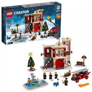 LEGO Creator Winter Village Fire Station 10263 - Clearance Sale