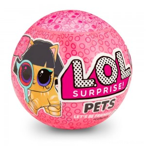 L.O.L. Surprise! Eye Spy Pets Series 1-2 - Clearance Sale