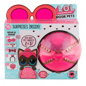 L.O.L. Surprise! Biggie Pet - Spicy Kitty - Clearance Sale
